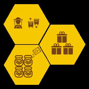 Stufe 3 der Bienenpatenschaft
