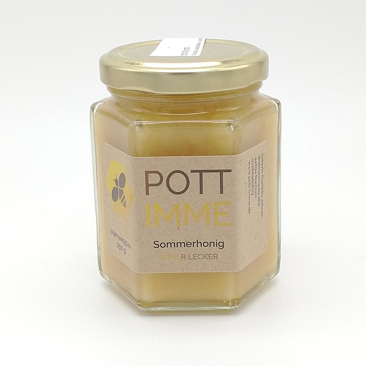 Honig vom Imker aus Bochum